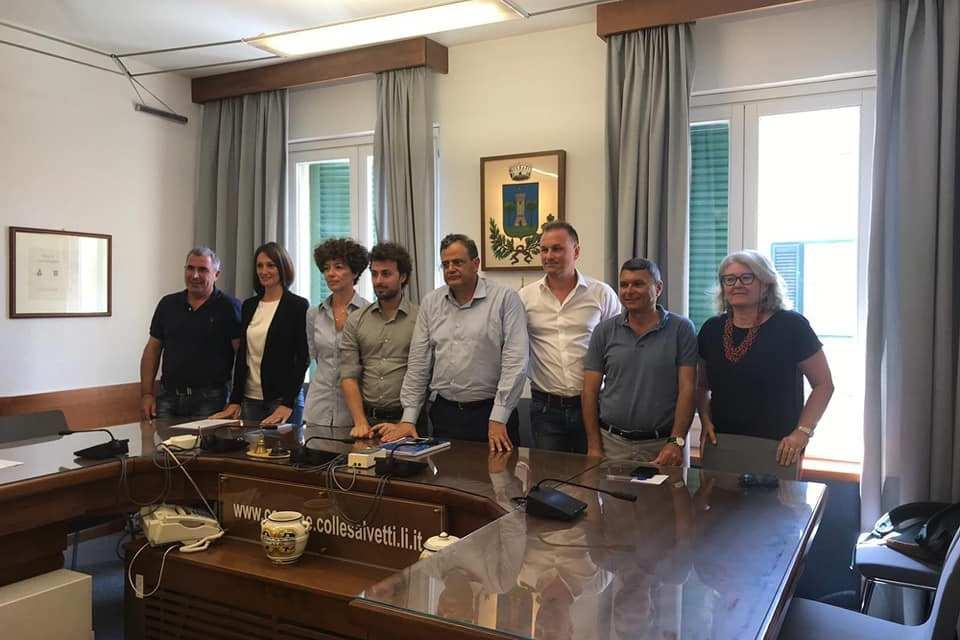 PRENDE CORPO LA FISIONOMIA DEGLI ASSESSORATI DELLA NUOVA GIUNTA ANTOLINI