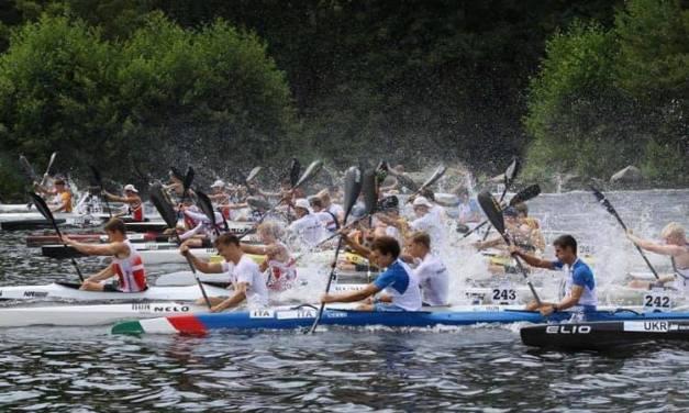 IL CANOA CLUB STAGNO SFIORA IL BRONZO AI CAMPIONATI EUROPEI DI MARATONA