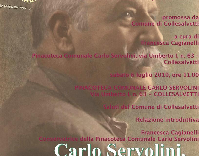 """ALLA PINACOTECA SERVOLINI DI COLLESALVETTI LA PRESENTAZIONE DELLA RIVISTA """"OMNIBUS 25"""""""