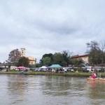 IL CANOA CLUB STAGNO GIOCA IN CASA, NELLE ACQUE DELLO SCOLMATORE, IL CAMPIONATO REGIONALE