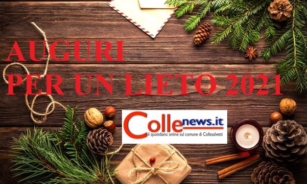 L'Editoriale – IL 2020, UN ANNO DA DIMENTICARE. IL 2021 SIA L'ANNO DELLA RIPARTENZA E DELLA FIDUCIA