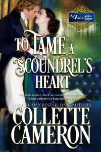 To Tame a Scoundrel's Heart Sale! Only99¢