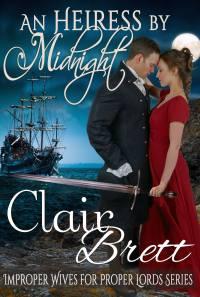 Bluestockings Book Shoppe Featuring Clair Brett