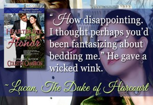 Collette Cameron historical romances, Heartbreak and Honor, Best Regency romance books, Historical romance books to read online, Regency historical romance ebooks, best regency romance novels 2017, Regency England dukes historical romance Kindle, Regency England historical romance Novels
