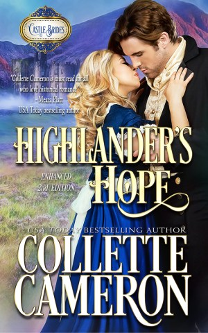 Collette Cameron historical romances, Highlander's Hope, Best Regency romance books, Historical romance books to read online, Regency historical romance ebooks, best regency romance novels 2017, Regency England dukes historical romance Kindle, Regency England historical romance Novels