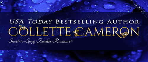 DMCA Notice, Collete Cameron USA Today Bestselling Historical Romance Author