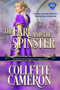 The Earl and the Spinster is only 99¢!
