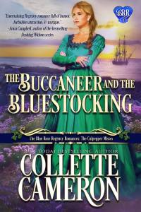 The Buccaneer and the Bluestocking — 99¢!