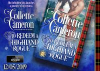 TO REDEEM A HIGHLAND ROGUE Releases!