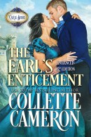 Collette Cameron historical romances, The Earl's Enticement, Best Regency romance books, Historical romance books to read online, Regency historical romance ebooks, best regency romance novels 2017, Regency England dukes historical romance Kindle, Regency England historical romance Novels