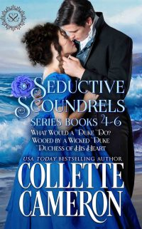Seductive Scoundrels Series Books 4-6 26