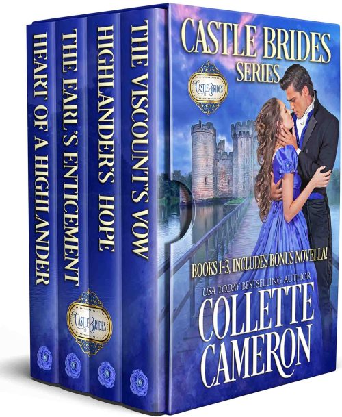 Castle Brides Boxed Set is Here!