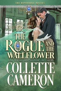 The Rogue and the Wallflower is only 99¢!
