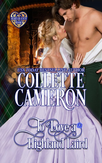 The rerelease of TO LOVE A HIGHLAND LAIRD is here! 1