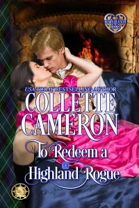 The rerelease of TO REDEEM A HIGHLAND ROGUE is here!