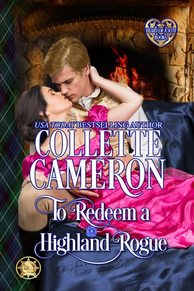 The rerelease of TO REDEEM A HIGHLAND ROGUE is here! 1