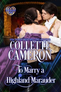 The rerelease of TO MARRY A HIGHLAND MARAUDER is here!