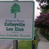 Keep Colleyville Beautiful – Leos Adopt a Street