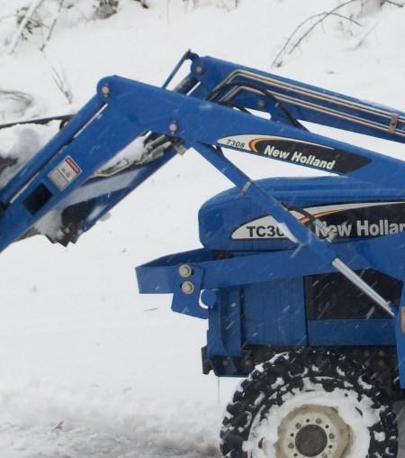 SnowTractor