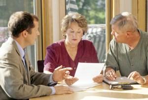 seniors receive planning advice