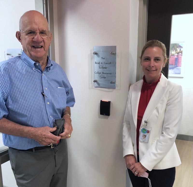 Brad Scribner & Dr Emily Ptaszek