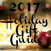 Colliers Living Life 2017 Holiday Gift Guide