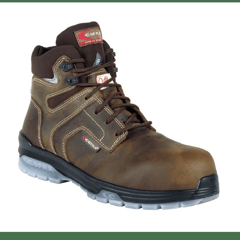 Chaussures de sécurité POP Brun
