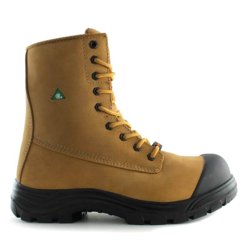 Works Boots 8″