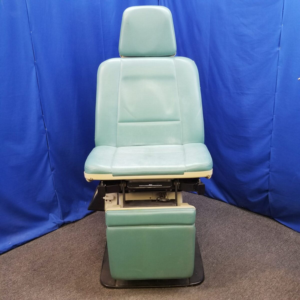 Used Dental Chairs Midmark Ritter 411 Dental Procedure Power Exam Table