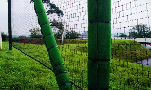 Golf Course Perimeter netting