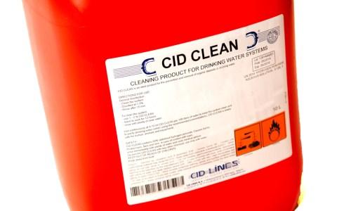 Disinfectants & Water Sanitiser
