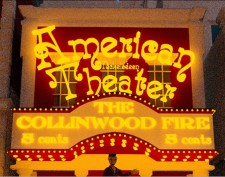 animated-theater showing the collinwood fire-web