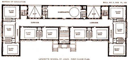 lafayette-school-floor-plan-american-schoolhouses-fletcher-dresslar