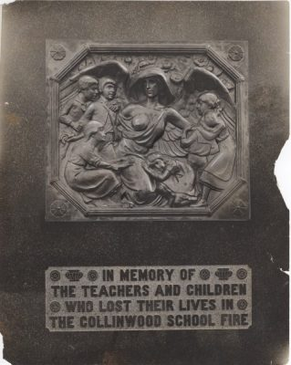 memorial bronze casting