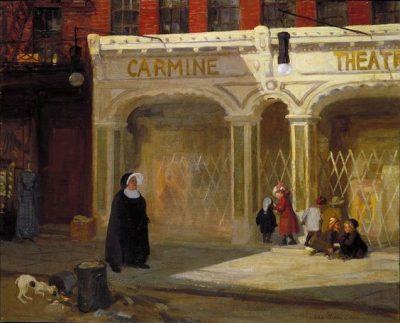 sloan-carmine-theater-1912-web