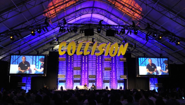 Image result for collision conference