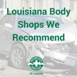 Louisiana Body Shops