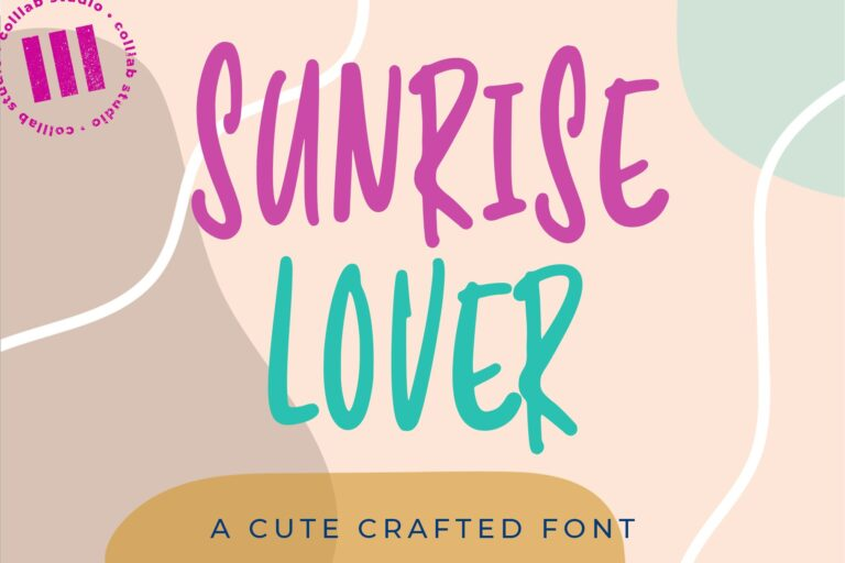 Preview image of Sunrise Lover