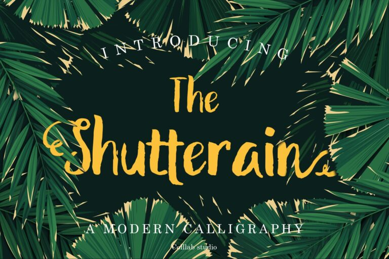 Preview image of The Shutterain
