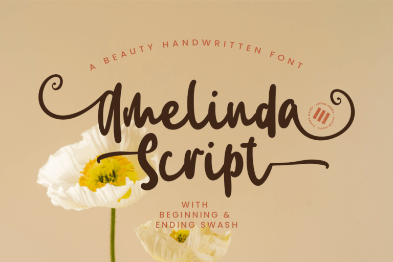 Preview image of Amelinda Script
