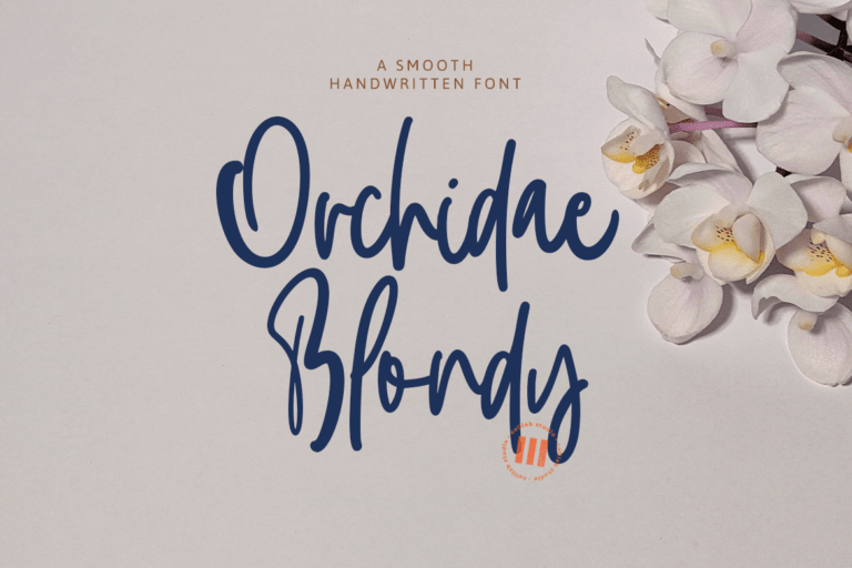 Preview image of Orchidae Blondy