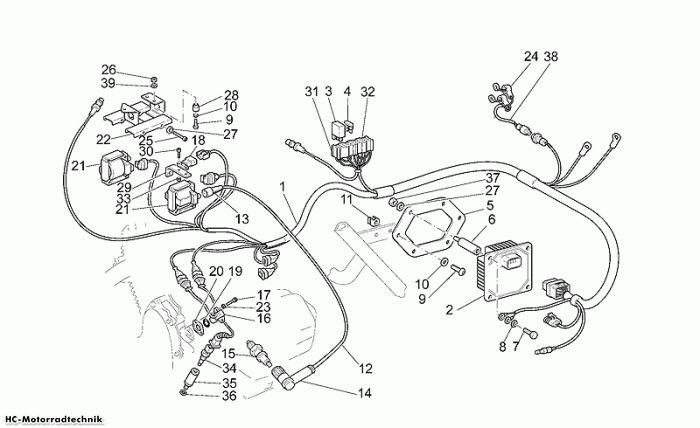Moto Guzzi E.Anl.Einsprit. California Special Sport 1100
