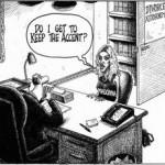 So Madonna Walks Into a Divorce Attorney's Office…