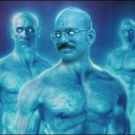 Dr. Manhattan As a Never-Nude