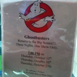 The Gatfelters Watched Ghostbusters