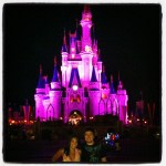 Day 22: Pink. One more Disney picture.