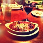 Day 14: Favorite. Italian food & a good glass of wine is (tied for) my favorite dinner.