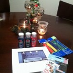 My DIY Twitter Secret Santa Gift