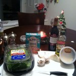 So I Made Spinach Parmesan Quinoa