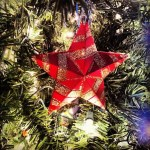 Day 7: Star. This ornament is dedicated to my sisters.